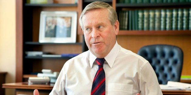 Colin Barnett, Premier of Western Australia, has had two ministers quit in a