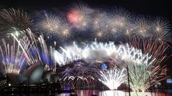 100,000 Fireworks To Light Up Sydney