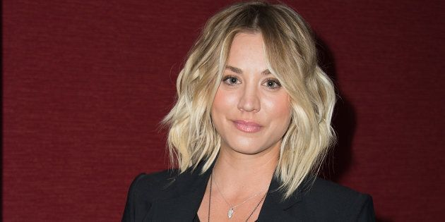SANTA MONICA, CA - MARCH 18: Kaley Cuoco arrives at the opening of Monterey Media Inc.'s 'Burning Bodhi' at the Laemmle Monica Film Center on March 18, 2016 in Santa Monica, California. (Photo by Jennifer Lourie/WireImage)