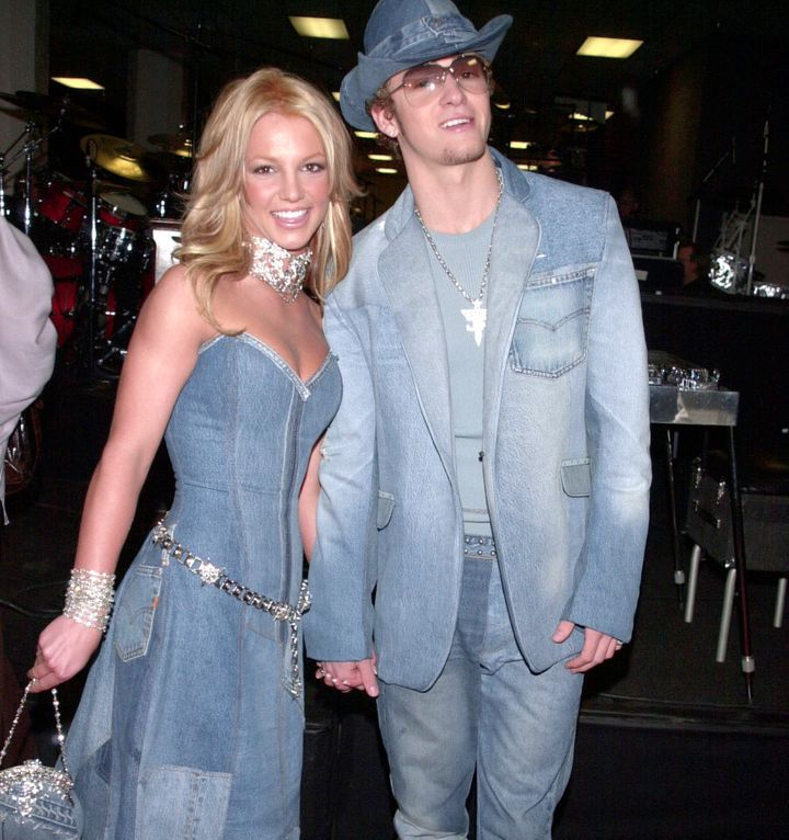 'The 2000s' -- an era of genuinely bad fashion made almost OK by awesome celebrity pairings.