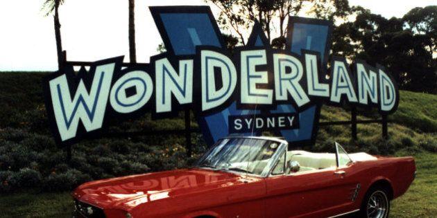 Wonderland Sydney Is Being