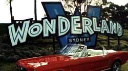 Sydney's Wonderland Is Coming Back. Everyone Please Remain