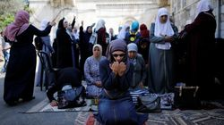 Israel Removes All Security Apparatus From Holy Site After