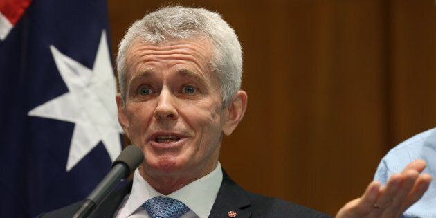 Senator Malcolm Roberts is under pressure over his potential dual citizenship