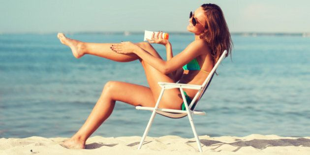 Why You Should Wear A Bikini All Year