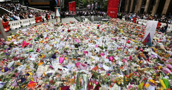 The Martin Place Siege Remembered, A Year On From Man Monis' Lindt Cafe Attack Which Left Two