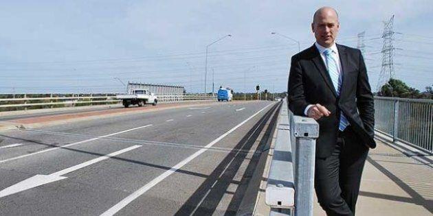Former Transport Minister Dean Nalder wants to be Premier