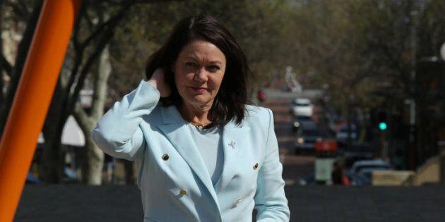 WA Deputy Premier Liza Harvey is