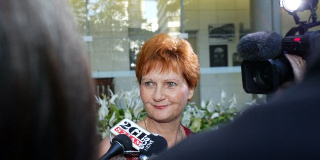 Pauline Hanson's sister, Judy