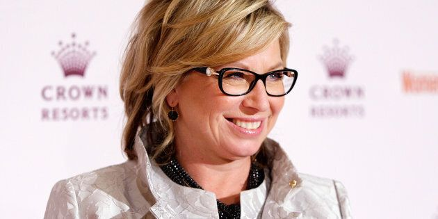 Rosie Batty will appear in a series of videos across Lancome's social channels.