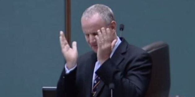I'm Sorry: Apology From NT Politician Who Said He Was Tempted To Slap A Female