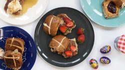 Four Easy (And Delicious) Ways To Pimp Your Hot Cross Buns This