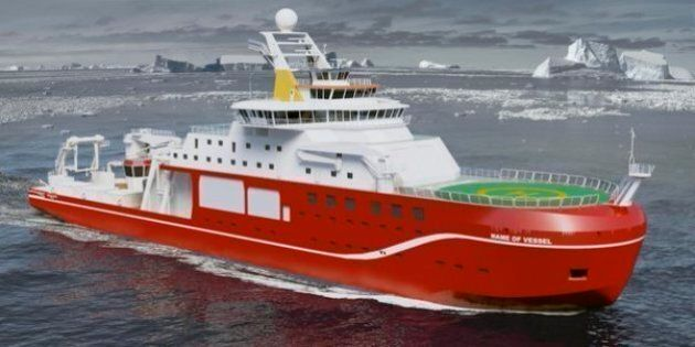 'Boaty McBoatface' Could Be The Name Of A New Royal Ship In