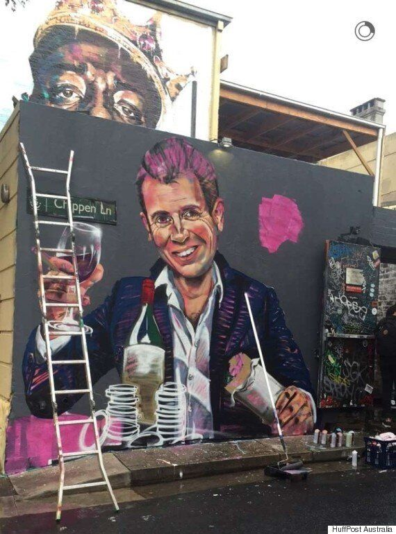 Premier Mike Baird The Subject Of A New Chippendale