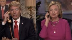 Donald Trump's Phone Call with Hillary