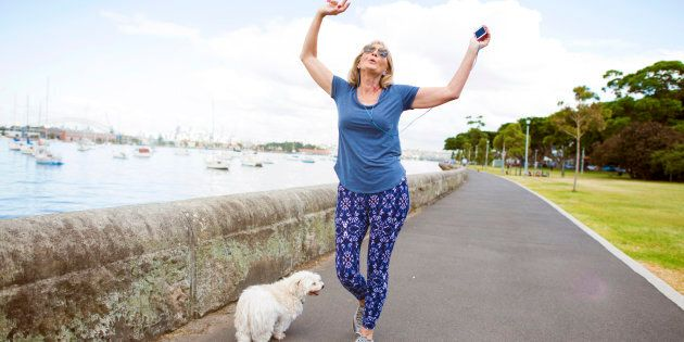 Yes we are a fat nation. But getting active should happen regardless of
