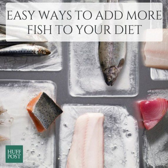 How To Introduce More Fish Into Your Diet (And Why You