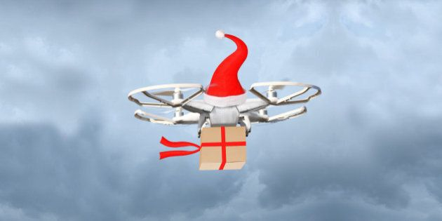 All I Want For Xmas Is A Drone To Take