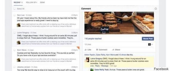 New Updates For Facebook Pages Will Help Small Business Manage