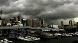 Hail And Heavy Rainfall Strike Sydney In Severe