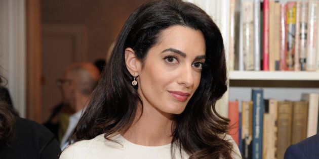 Amal Clooney wants to bring ISIS to court for genocide.