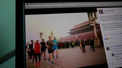 Mark Zuckerberg's Beijing 'Smog Jog' Raises Eyebrows In