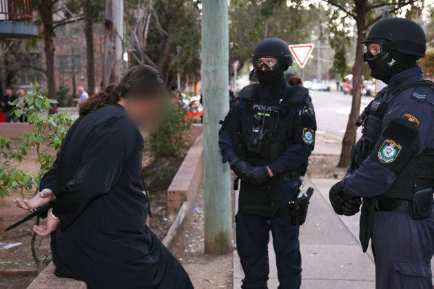 Four people were arrested in Sydney as a result of a Joint Counter-Terrorism Team operation involving...