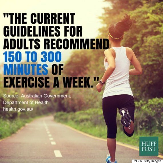 How Much Exercise Is Too