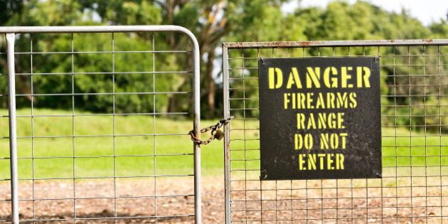 The Great North Walk Bushwalkers At Risk Of Stray Bullets From Firing