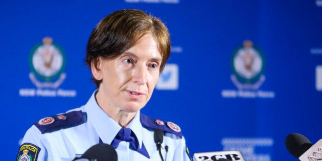 Teenage School Girl And 20-Year-Old Man Arrested In Sydney Counter-Terrorism