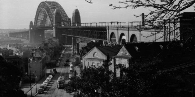 Millers Point Historic Images and Oral Histories Released As Suburb Faces Redevelopment
