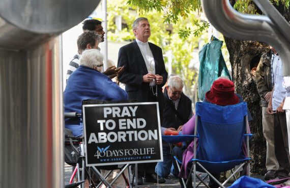 Abortion To Be Legalised, Clinic Protests Banned Under NSW Greens
