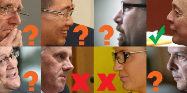 Lambie, Lazarus, Xenophon, Leyonhjelm Weigh In On ABCC, Early