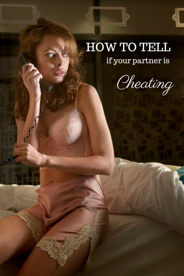 4 Signs Your Partner Is Cheating On