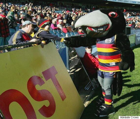 AFL Season 2016: We Rate The Club Mascots By Toughness. This Is Very Important