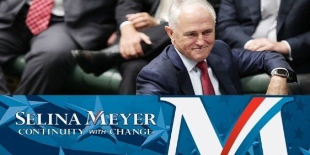 Turnbull's 'Continuity And Change' Slogan Is Ripped Straight From TV Show