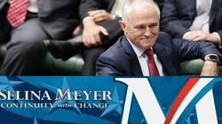 Malcolm Turnbull's New Slogan Is Ripped Straight From Political Comedy