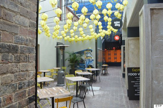 Sydney Launches Laneway At Kensington St,