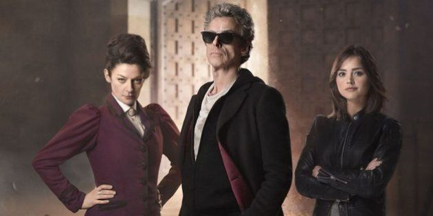 Doctor Who Season Nine Premiere Set To Be Watched By Hundreds Of Thousands Of