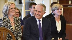 Malcolm Turnbull Set To Double The Number Of Women In