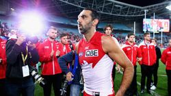 Adam Goodes Retires From
