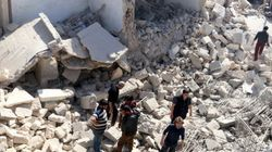 Syrian Rebels Launch Attacks Against Government