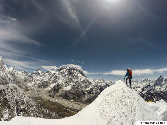 'Sherpa': The Film That Captured The 2014 Everest
