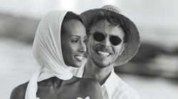 Iman Reveals The Secret To Her Lasting Marriage To The Late David