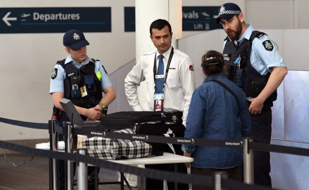Tightened airport security measures result in increased wait time for