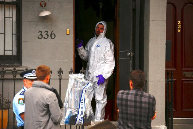 Sunday's terror raids were reportedly moved forward after Australian authorities were tipped off by international