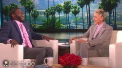 Ellen Just Made A Comedian's Dying Wish A