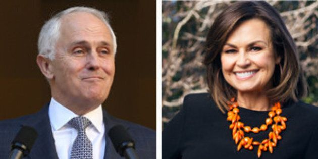 Lisa Wilkinson Pushes Malcolm Turnbull On Party Division Post Cabinet