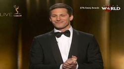 Andy Samberg Calls Out Hollywood Sexism, Racism In Emmys