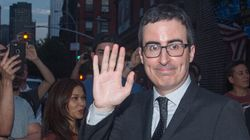 Comedian John Oliver Compares Tony Abbott To